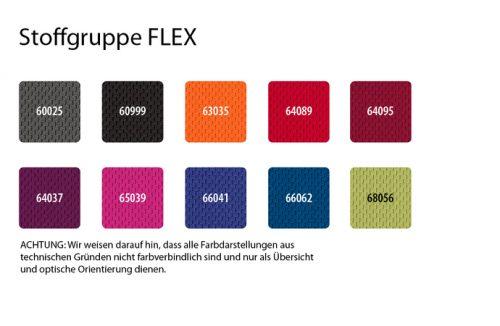 Stoffgruppe Flex