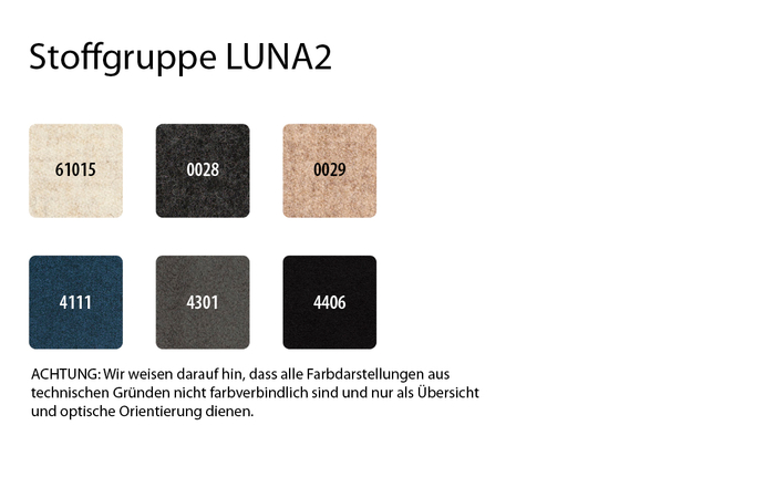 Stoffgruppe Luna 2