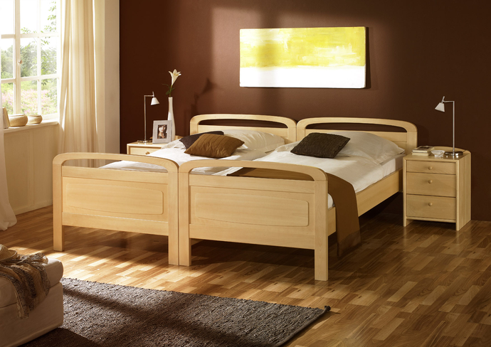 stoll kombinationsbett berlin betten kraft. Black Bedroom Furniture Sets. Home Design Ideas