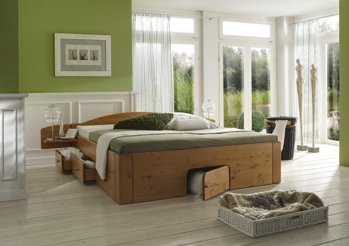 JABO Betten mit Stauraum - Betten Kraft
