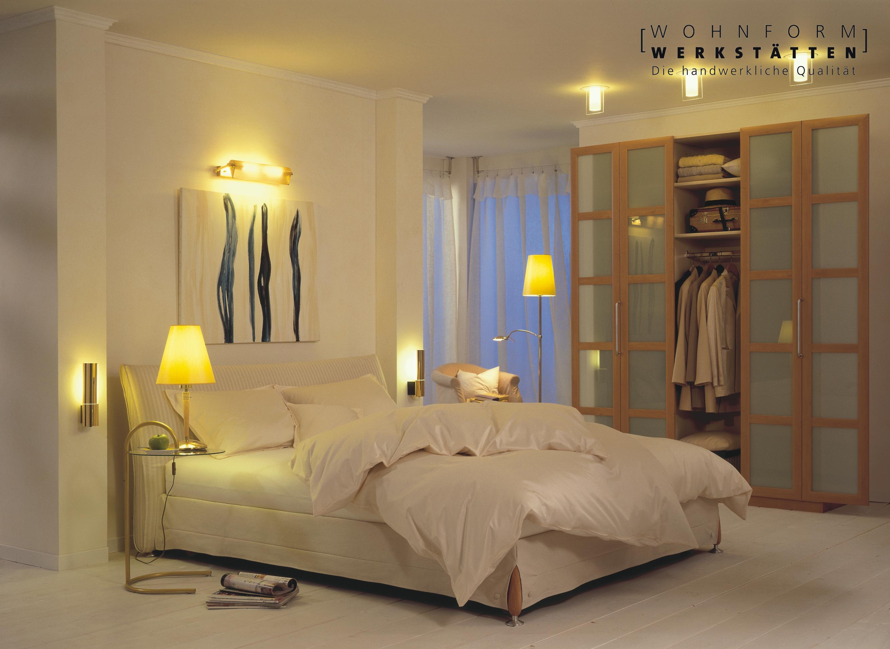 WOHNFORM NIGHT-Bett Arabeske 021