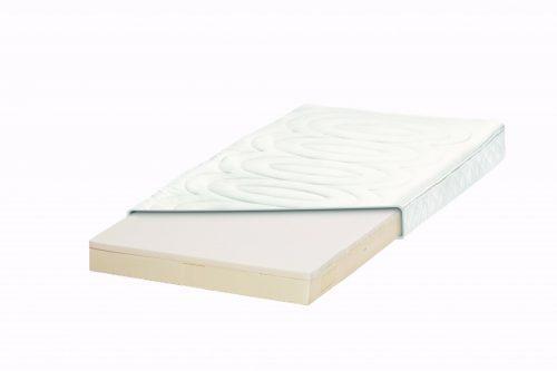 Hüsler Nest Naturlatex Matratze de Luxe 10 cm - offen mit Latexkern