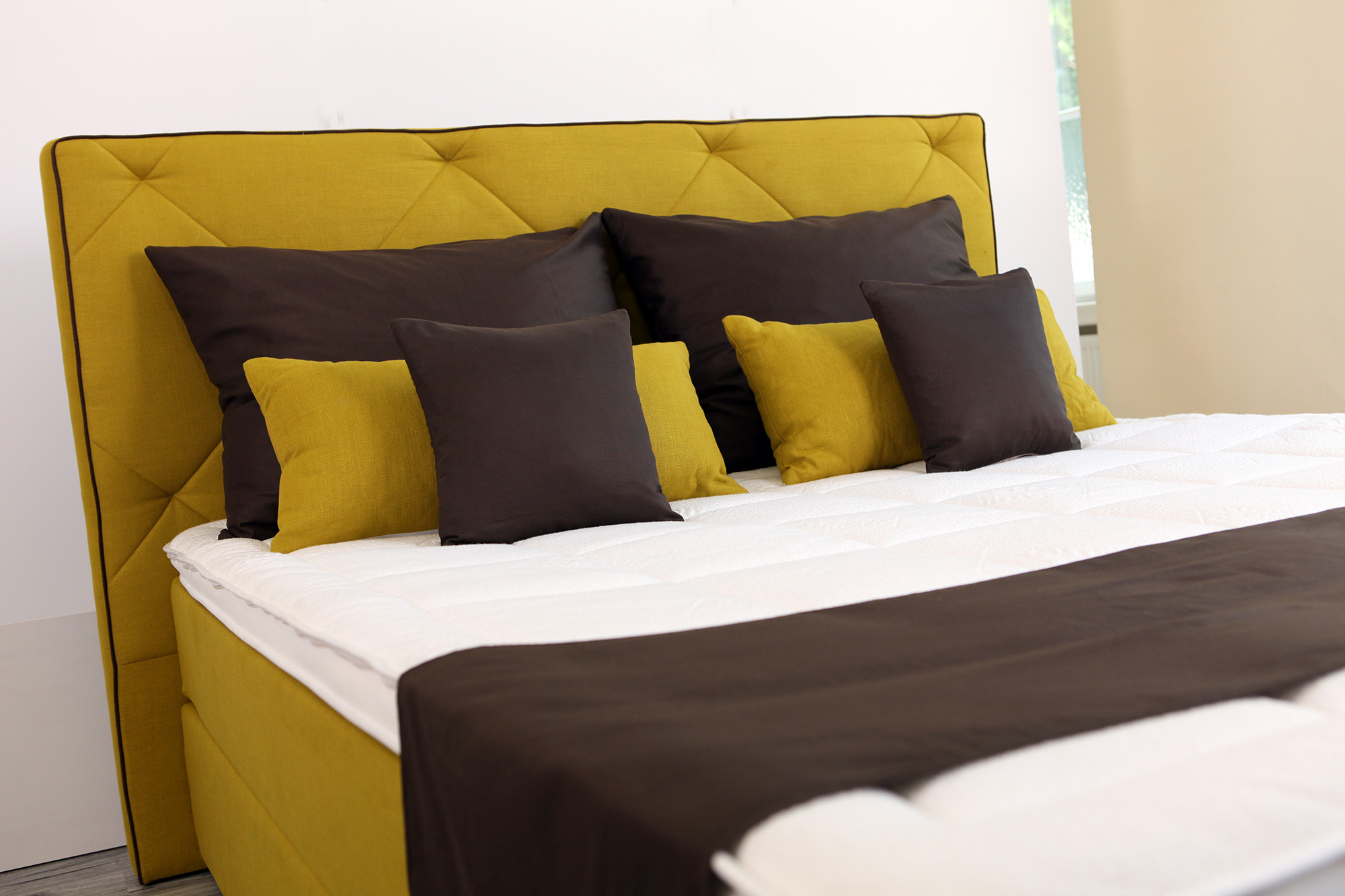 BluTimes Wasserbett BluUrban - Betten Kraft