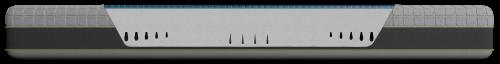 Technogel Matratze PIACERE Querschnitt