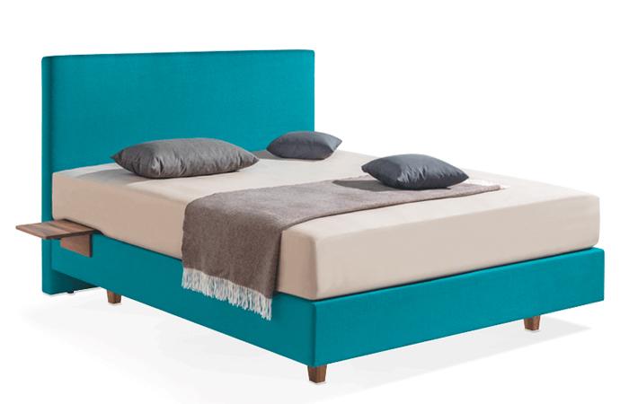 dormiente polstersystembett stella betten kraft. Black Bedroom Furniture Sets. Home Design Ideas