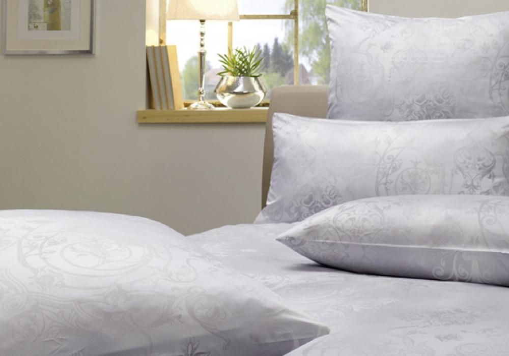 estella mako interlock jersey bettw sche silber betten kraft. Black Bedroom Furniture Sets. Home Design Ideas