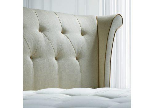 fylds boxspringbett mit kopfteil belvedere betten kraft. Black Bedroom Furniture Sets. Home Design Ideas