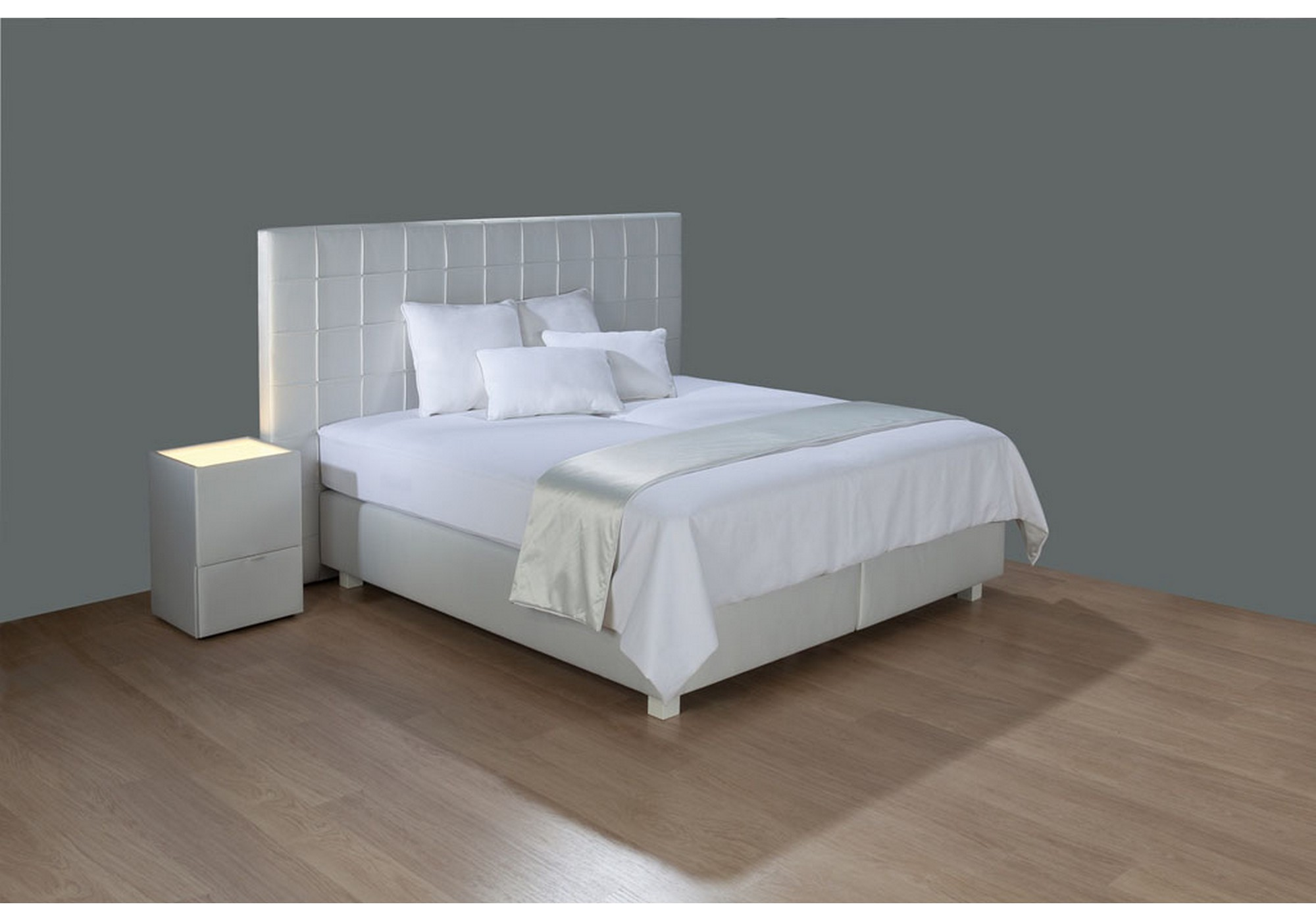kreamat boxspringbett fortezza betten kraft. Black Bedroom Furniture Sets. Home Design Ideas
