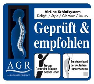 AGR Logo Metzeler
