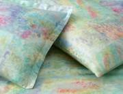 elegante Bettwäsche Mode Monet Wiesengrün