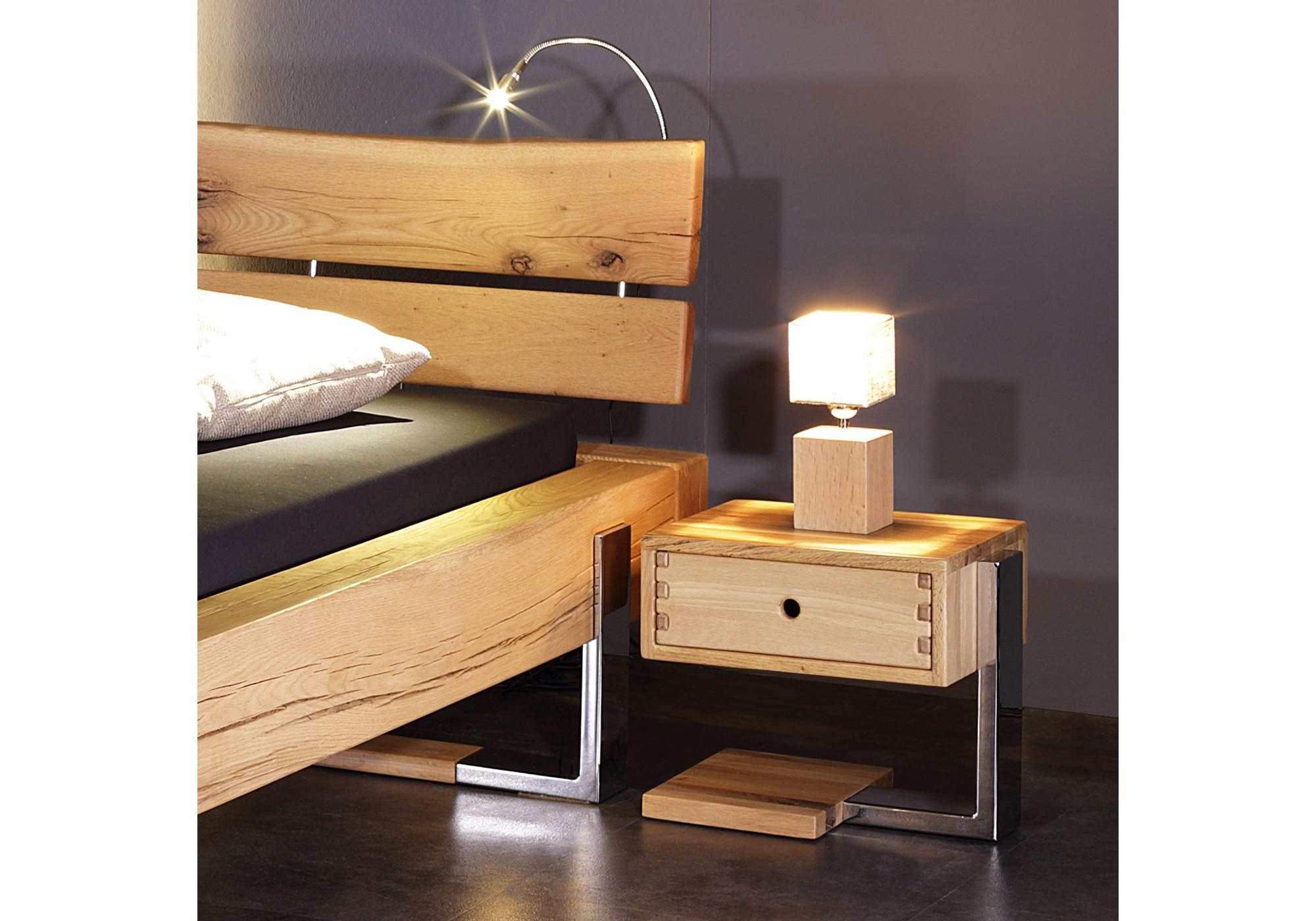 sprenger m bel massivholz kufen balken bett betten kraft. Black Bedroom Furniture Sets. Home Design Ideas