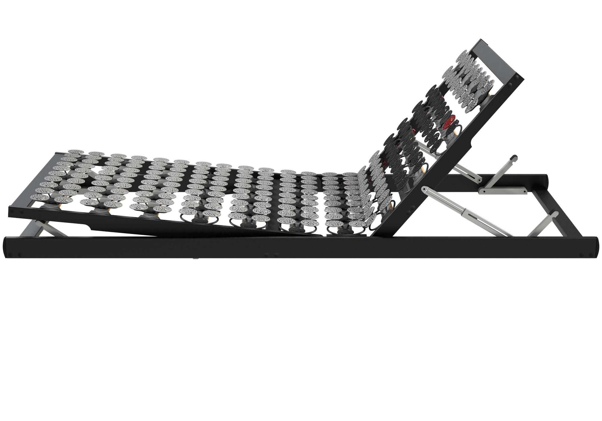 Grosana Airflex SENSITIVE KF Komfort Unterfederung - Kopfteilhöhe 1
