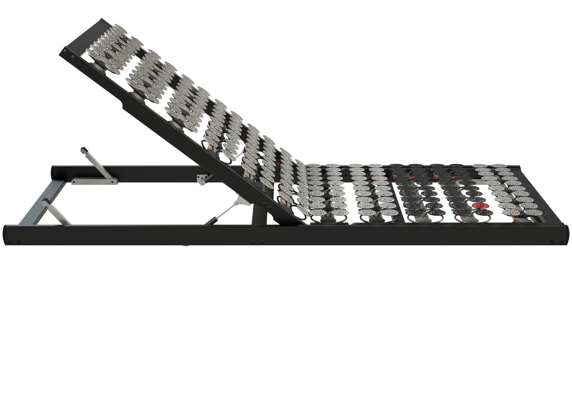Grosana Airflex SENSITIVE KF Komfort Unterfederung - Kopfteilhöhe 2