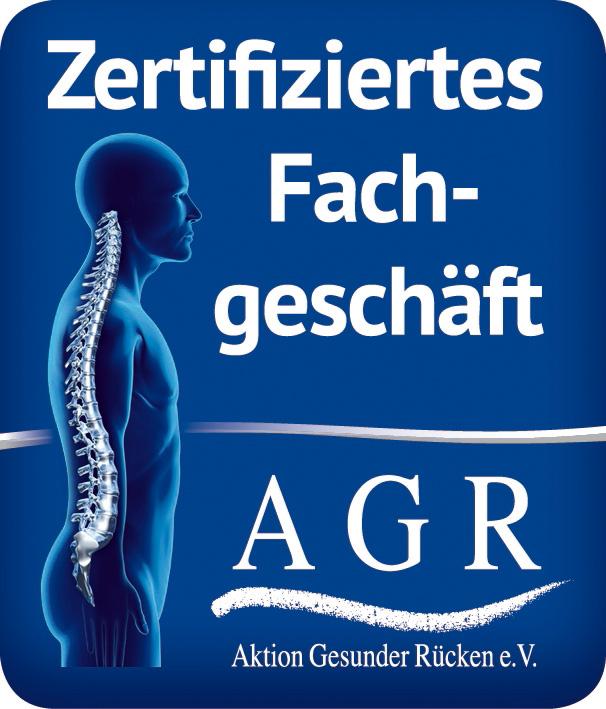 AGR zertifiziertes Fachgeschäft - Betten Kraft Hedemünden