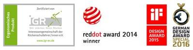 Swissflex Auszeichnungen
