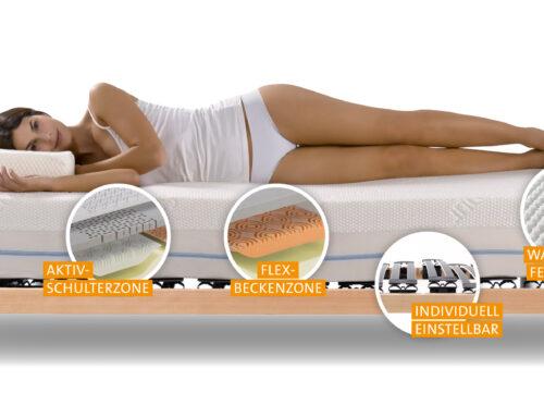 Sanapur Matratzen – ein perfektes und effizientes Bettklima