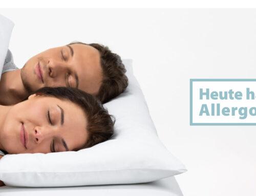 AllergoProtect® – gesund Schlafen mit Hausstauballergie